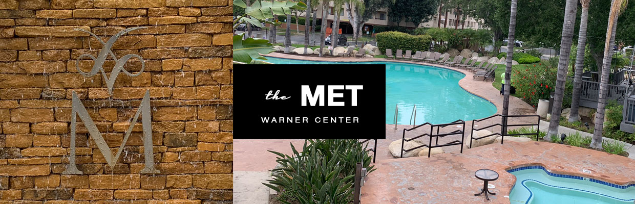 The Met Warner Center Condos for sale and lease